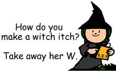 Witch itch