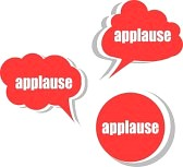 Applause, multiple