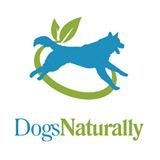 Dogs Naturally logo
